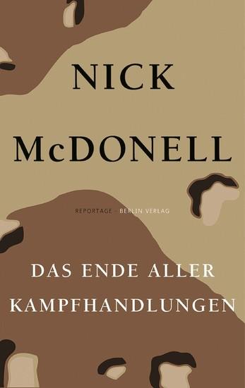Das Ende aller Kampfhandlungen - Blick ins Buch