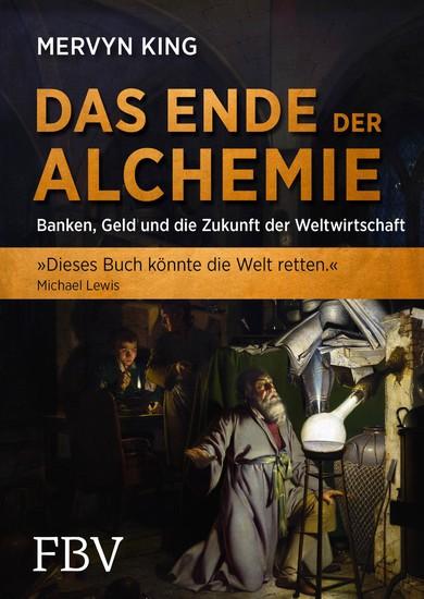 Das Ende der Alchemie - Blick ins Buch
