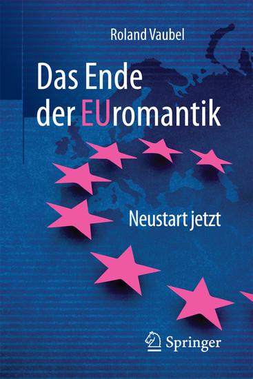 Das Ende der Euromantik - Blick ins Buch
