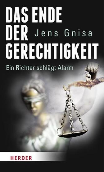 Das Ende der Gerechtigkeit - Blick ins Buch