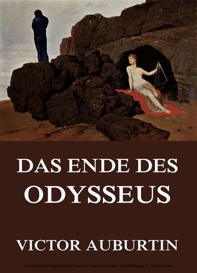 Das Ende des Odysseus - Blick ins Buch