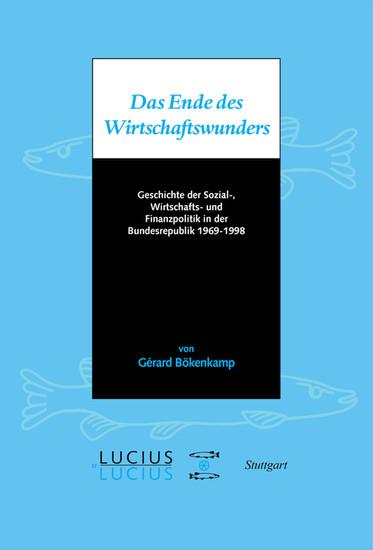 Das Ende des Wirtschaftswunders - Blick ins Buch