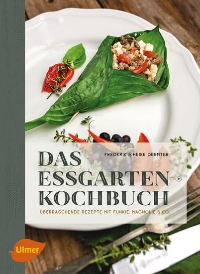 Das Essgarten-Kochbuch - Blick ins Buch