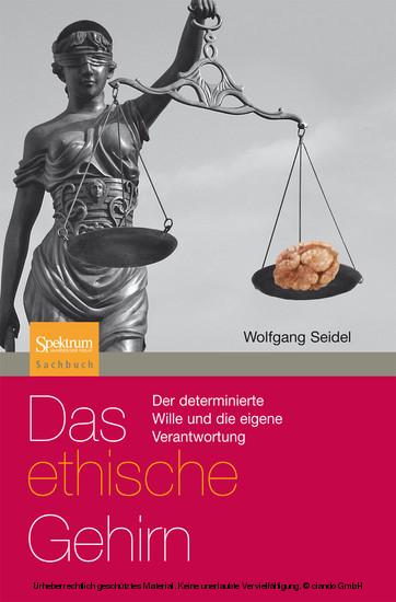 Das ethische Gehirn - Blick ins Buch