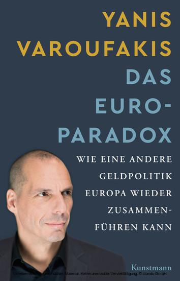 Das Euro-Paradox - Blick ins Buch