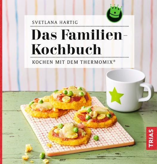 Das Familien-Kochbuch - Blick ins Buch
