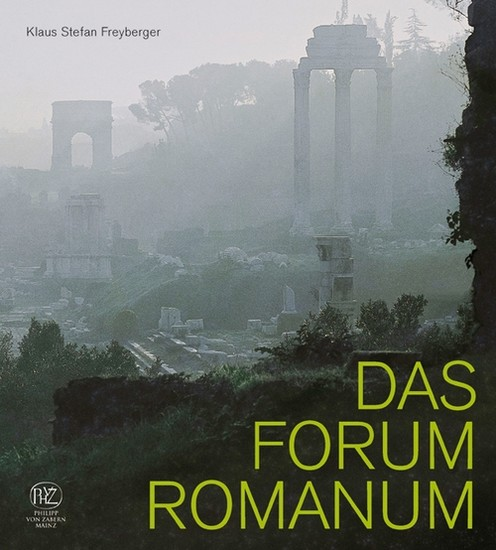 Das Forum Romanum - Blick ins Buch