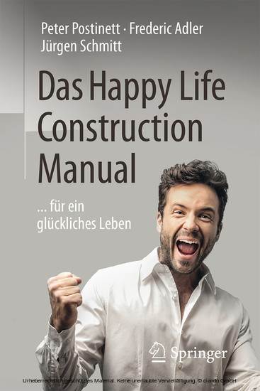 Das Happy Life Construction Manual - Blick ins Buch