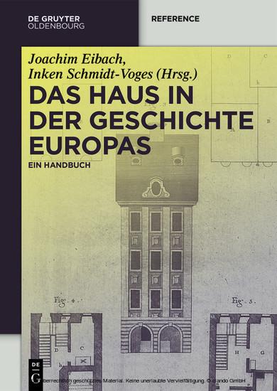 Das Haus in der Geschichte Europas - Blick ins Buch
