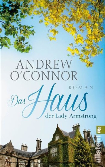 Das Haus der Lady Armstrong - Blick ins Buch