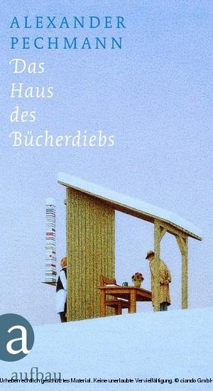 Das Haus des Bücherdiebs - Blick ins Buch
