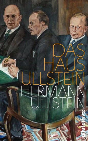 Das Haus Ullstein - Blick ins Buch
