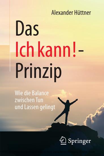 Das Ich kann!-Prinzip - Blick ins Buch
