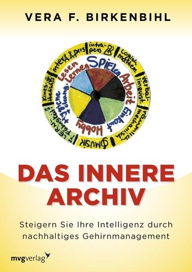 Das innere Archiv - Blick ins Buch