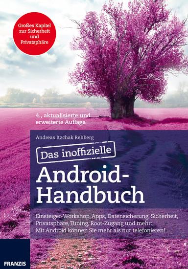 Das inoffizielle Android-Handbuch - Blick ins Buch