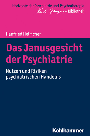 Das Janusgesicht der Psychiatrie - Blick ins Buch