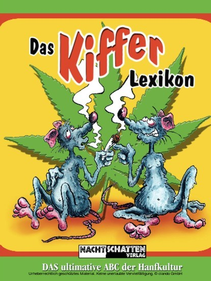 Das Kiffer-Lexikon - Blick ins Buch