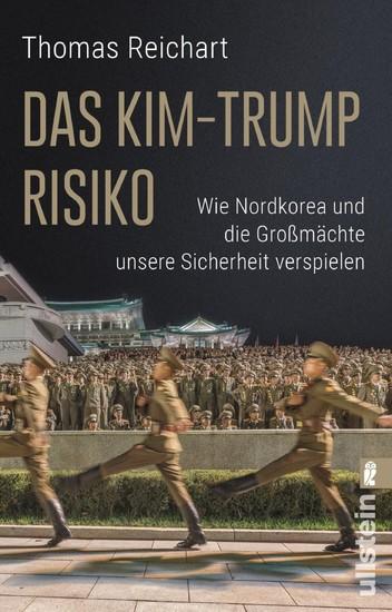 Das Kim-Trump-Risiko - Blick ins Buch