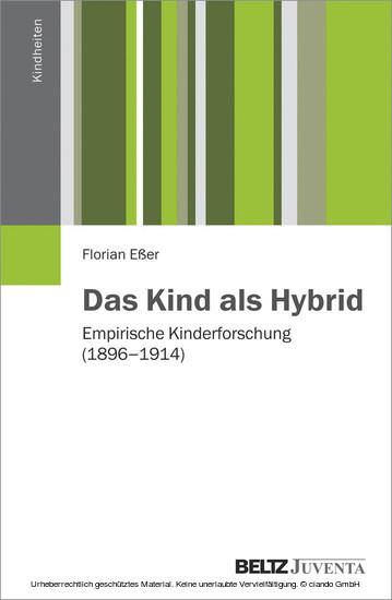 Das Kind als Hybrid - Blick ins Buch