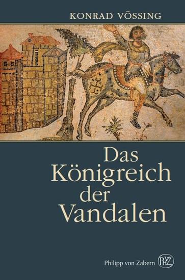 Das Königreich der Vandalen - Blick ins Buch