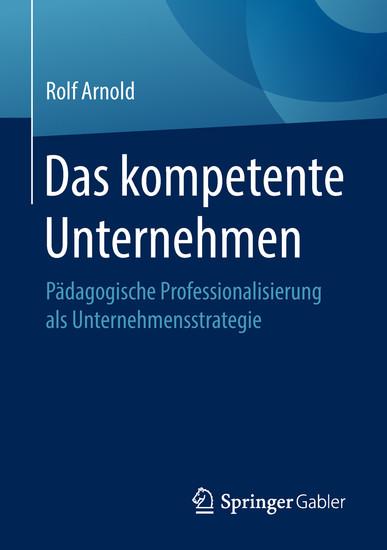 Das kompetente Unternehmen - Blick ins Buch