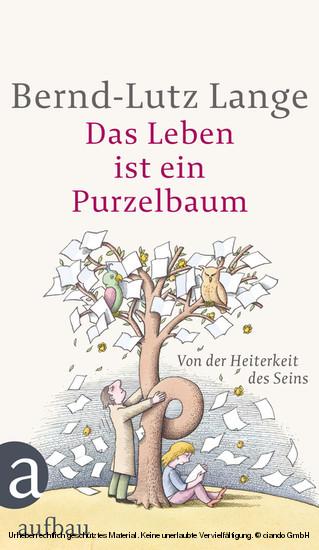 Das Leben ist ein Purzelbaum - Blick ins Buch