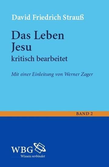 Das Leben Jesu. kritisch bearbeitet - Blick ins Buch