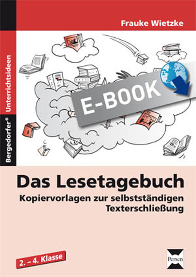 Das Lesetagebuch für Erzähltexte - Blick ins Buch