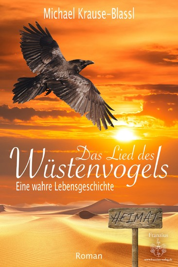 Das Lied des Wüstenvogels - Blick ins Buch