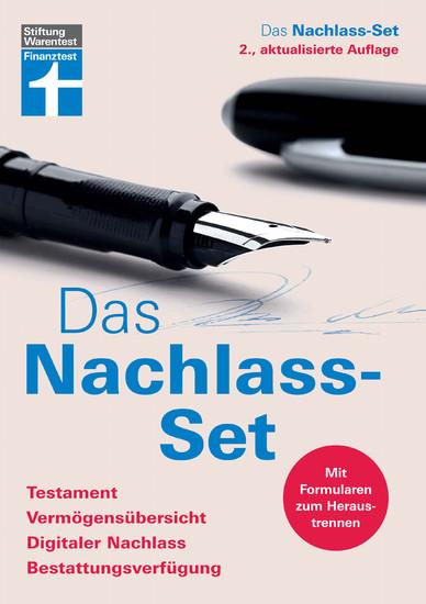Das Nachlass-Set - Blick ins Buch