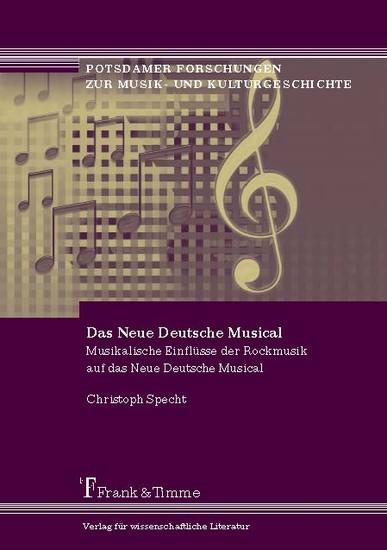 Das Neue Deutsche Musical - Blick ins Buch