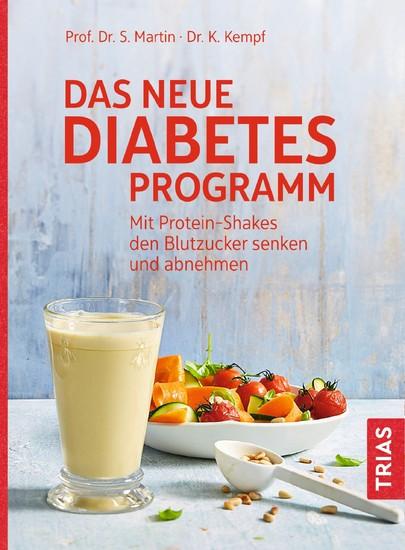 Das neue Diabetes-Programm - Blick ins Buch