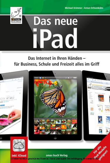 Das neue iPad - Das Internet in Ihren Händen - Für Business, Schule und Freizeit alles im Griff - Blick ins Buch