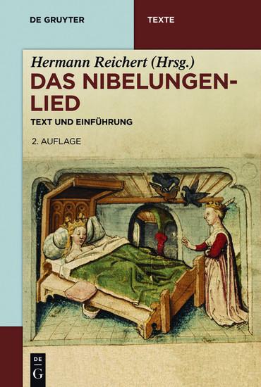Das Nibelungenlied - Blick ins Buch