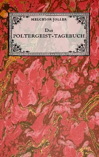 Das Poltergeist-Tagebuch des Melchior Joller - Protokoll der Poltergeistphänomene im Spukhaus zu Stans - Blick ins Buch