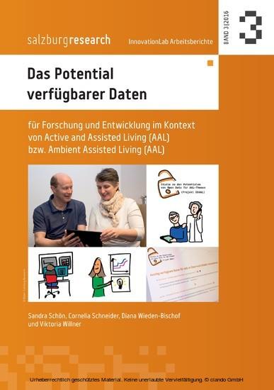 Das Potential verfügbarer Daten - Blick ins Buch