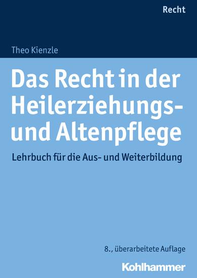 Das Recht in der Heilerziehungs- und Altenpflege - Blick ins Buch