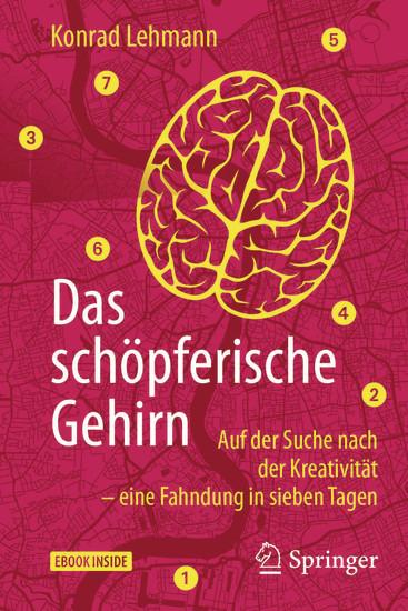 Das schöpferische Gehirn - Blick ins Buch