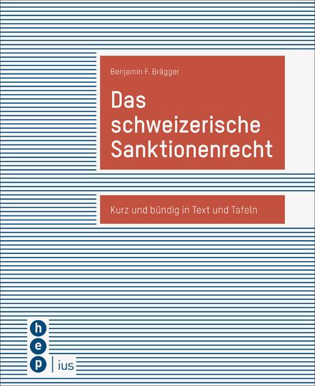Das schweizerische Sanktionenrecht - Blick ins Buch