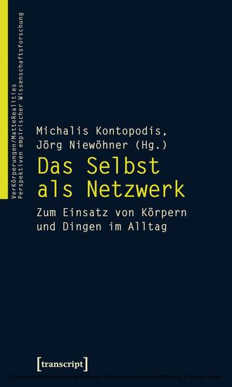 Das Selbst als Netzwerk - Blick ins Buch