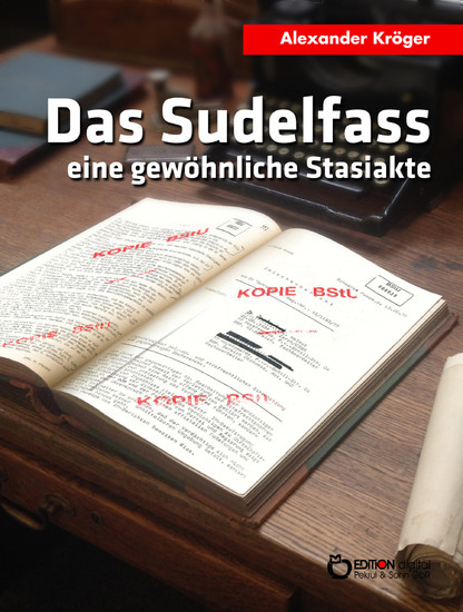 Das Sudelfass - Blick ins Buch