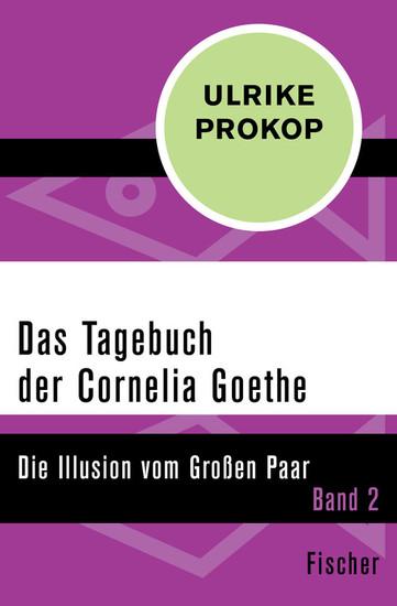 Das Tagebuch der Cornelia Goethe - Blick ins Buch