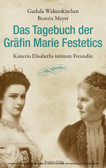 Das Tagebuch der Gräfin Marie Festetics - Blick ins Buch