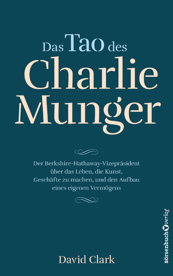 Das Tao des Charlie Munger - Blick ins Buch