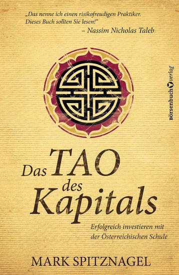 Das Tao des Kapitals - Blick ins Buch