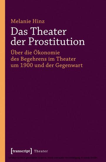 Das Theater der Prostitution - Blick ins Buch