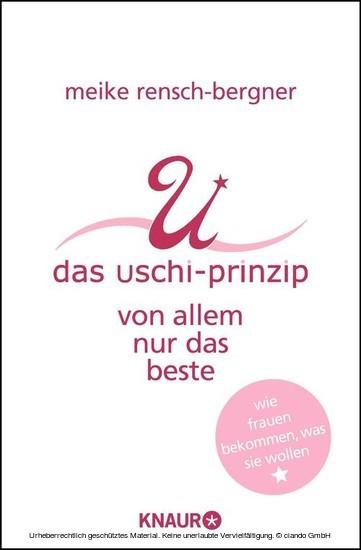 Das Uschi-Prinzip - Blick ins Buch
