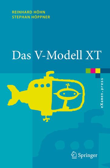 Das V-Modell XT - Blick ins Buch