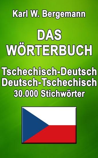 Das Wörterbuch Tschechisch-Deutsch / Deutsch-Tschechisch - Blick ins Buch
