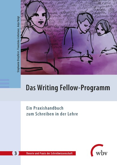Das Writing Fellow-Programm - Blick ins Buch